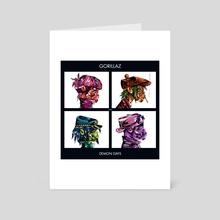 demo - Art Card by femzor