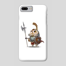 Little Protector - Phone Case by Leesha Hannigan