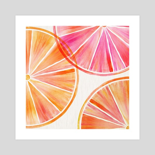 Citrus Party by Modern Tropical
