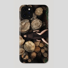 Slow Dancing Society - Phone Case by Linas Vaitonis