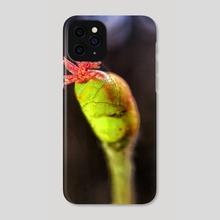 Flower Bud - Phone Case by Vlad Stroe