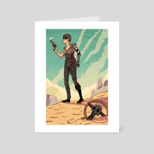 Furiosa - Art Card by Alaska S. Kellum