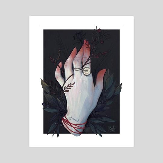 Lover's Eye by Emma Puckett