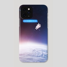 I'm out. - Phone Case by Marco Zagara