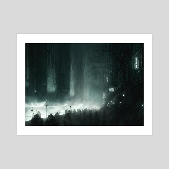 The hum by DarkEnter
