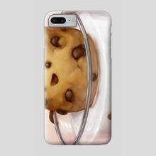 Cookie - Phone Case by Eveline Fröhlich