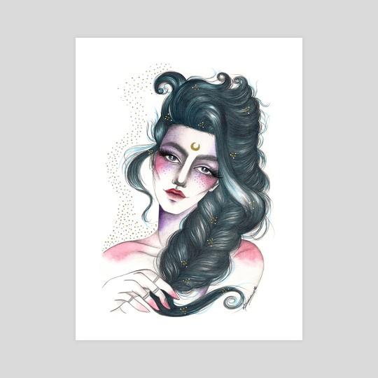 Little Mermaid by Lidiane Dutra