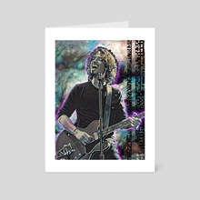 Outshined - Art Card by Bobby Zeik