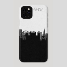 Nottingham - Phone Case by Deniz Akerman