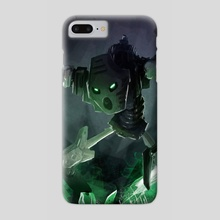 Toa of Earth - Phone Case by Eden Sanders