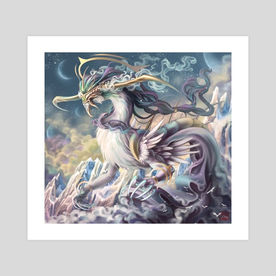 Curusun God of Wind by Chauncy Felisz
