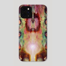 Time Travel - Phone Case by Allison  McKinley