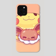 Let's Go! Macaron - Phone Case by Ashley Brielle