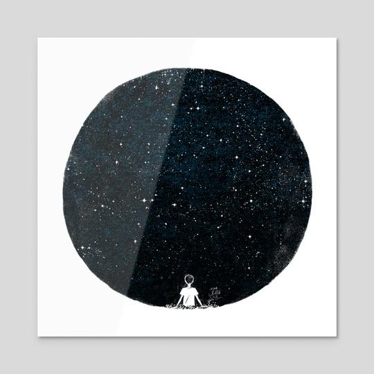 Stars by Oil Little