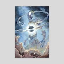 Event Horizon - Canvas by Jefferson Muncy