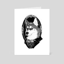 Lord Moon Moon - Art Card by EnchantMint