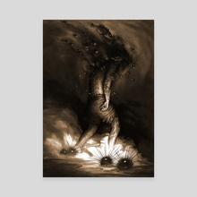 Jurney - Canvas by Michael Manomivibul