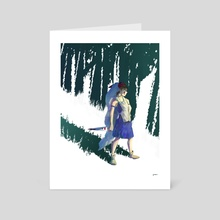 San - Art Card by ghost