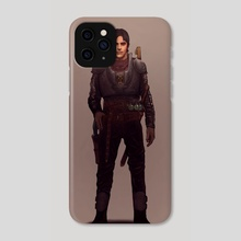Joel - Phone Case by Joe Garcia