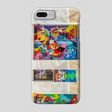 Color Splash - Phone Case by Alex Tonetti