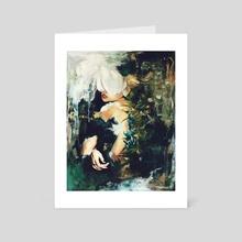 Gilded Jade - Art Card by Rain Tai