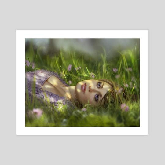 Lazy Summer by Sara Biddle