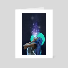 Star Maker  - Art Card by Mirodemorte