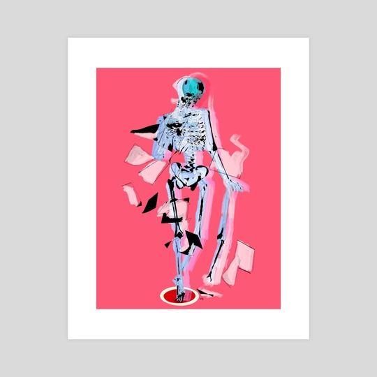 paper bones II by JoeLius DuBois