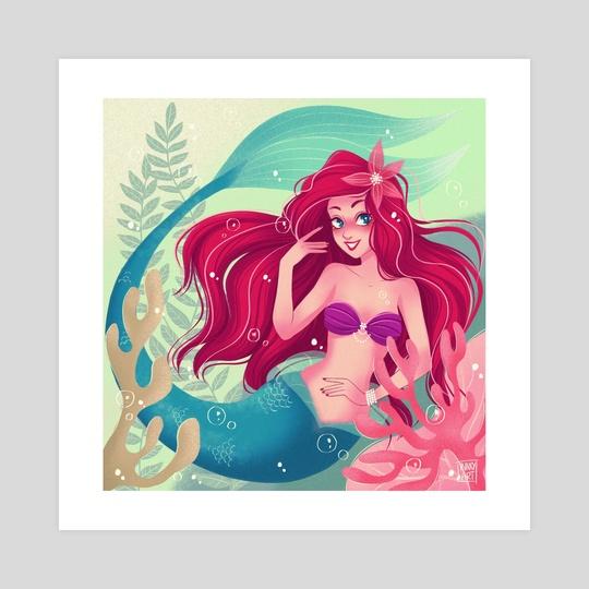Ariel by Innkyart