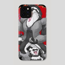 Galar Goons - Phone Case by australet789