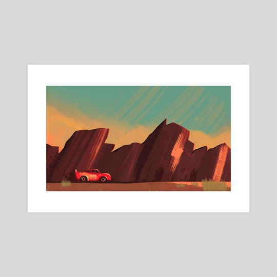 CARS by Rey Gwen