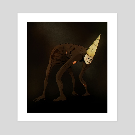 Dunce by Phoebe Curry