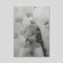 Of Dreams - Acrylic by Jenna Kass