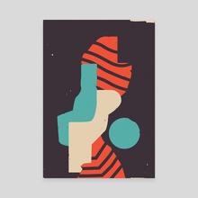 Piuloj - Canvas by Wilmer Murillo