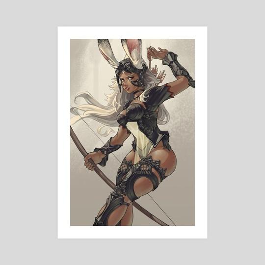 Fran Eruyt (Final Fantasy) by Serim Choi