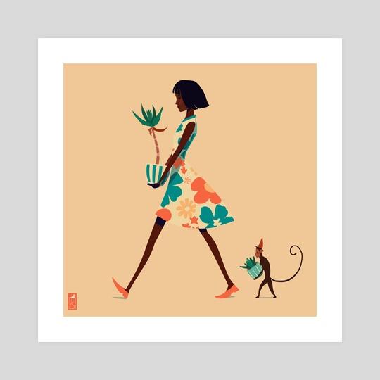 Aloe Spectabilis by Jonathan Stroh