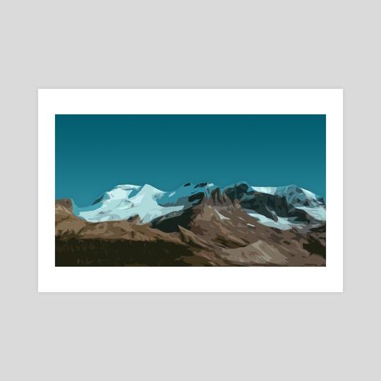 Mountains 2 by g-g Alex Alex