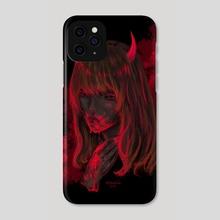 Kozoka - Phone Case by Anastasia Su