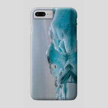 Ice, Ice, Baby - Phone Case by Alex Tonetti