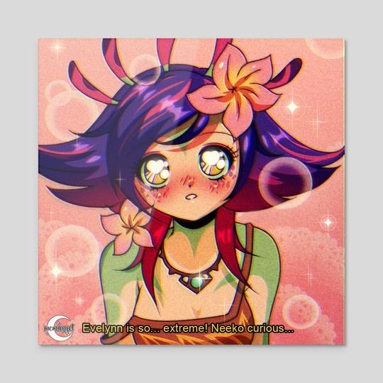 Neeko Curious.... by Alice B