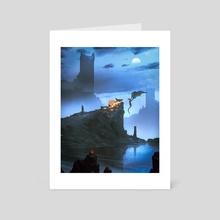 Grabber - Art Card by ömer tunç