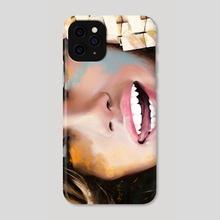 Adriana - Phone Case by Bryan Fogaça Rosado