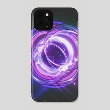 lazz - Phone Case by drewmadestuff
