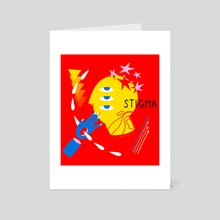 Stigma - Art Card by Lejarraga