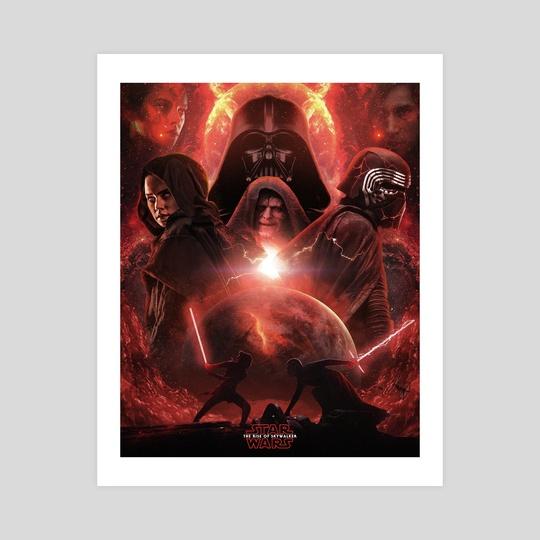 Star Wars: Dark Side by Pablo Ruiz