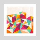 Diamond - Art Print by Kakel