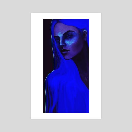 Night by Ida Stoycheva