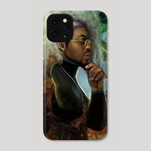 - Summer Trees - Phone Case by Takara Janelle