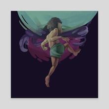 Liquid #1 - Canvas by Putra Satria