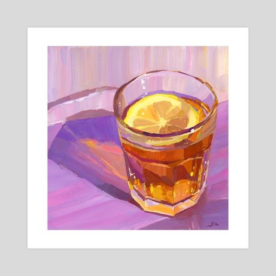 Lemon Tea by Gia